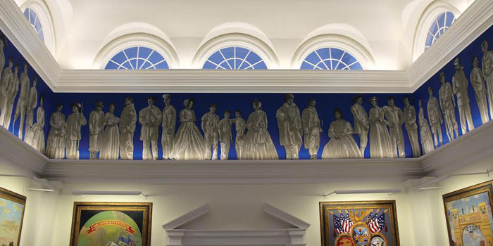Memorial Hall Frieze (Contributed)