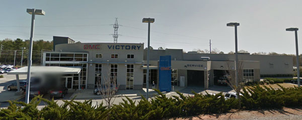 """Victory Buick GMC in Calera is """"changing the focus of the business,"""" according to owner Warren Bailey."""