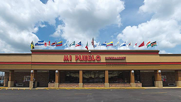 Pelham's Mi Pueblo Supermarket will host a Hispanic Town Hall meeting on March 23. (Contributed)