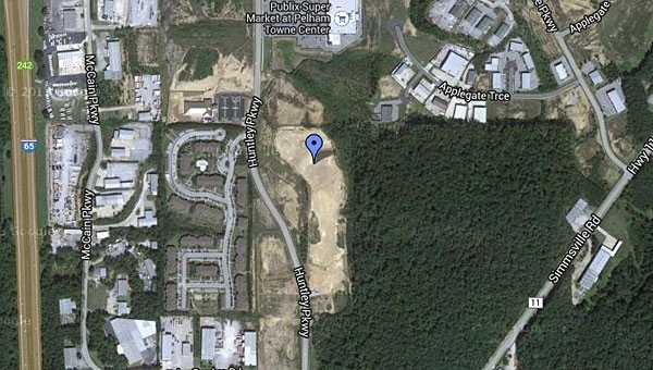 Pelham Planning Commission approved the rezoning of 3.67 acres of land to be used for an apartment complex. (Contributed)