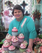 Linda Faust has owned Alabaster Florist on U.S. 31 for the past 12 years. (Contributed)