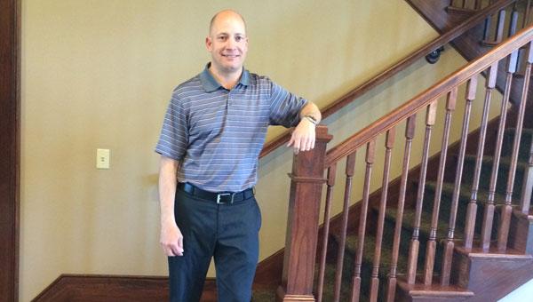 Joe Kruse serves as Timberline Golf Club's head golf professional in Calera. (Contributed)