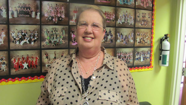 Brenda Johnson has been operating the Corky Bell Dance Studio in Alabaster for the past 20 years. (Contributed)