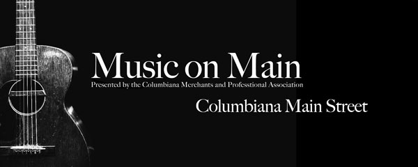 Music on Main returns to Columbiana on Friday, April 4. (Contributed)