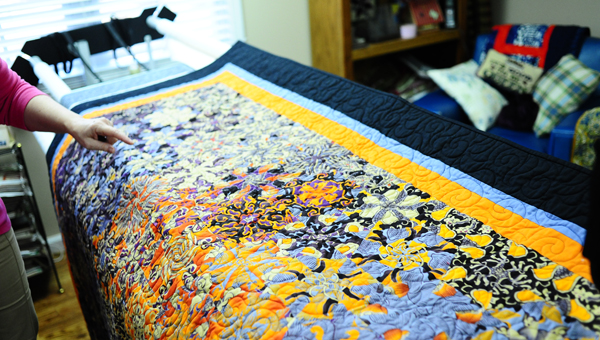 The annual Quilt Symposium of Alabama is set for June 5-7 at Bumpus Middle School in Hoover. (File)