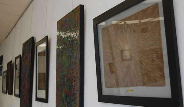 The Dream Mecca Gallery opens March 13 at the Shelby County Arts Council Gallery.