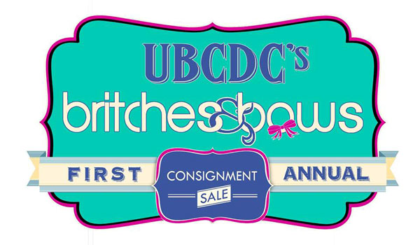 Britches and Bows Children and Ladies Consignment Sale will take place April 11 and 12.
