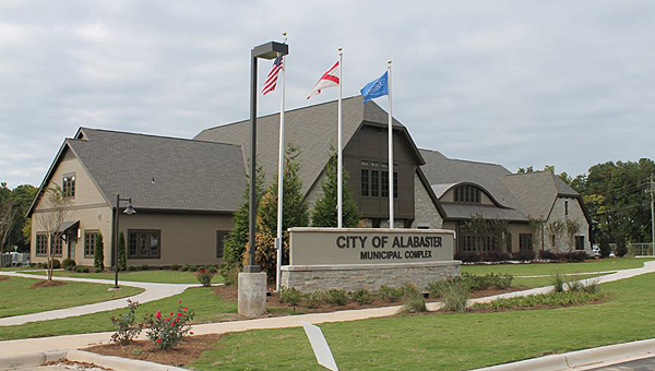 Alabaster Mayor Marty Handlon will meet with the city's business owners on March 21. (File)