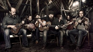 The Zac Brown Band will perform in Pelham on June 6. (Contributed)