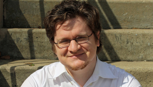 Helena's resident poet, Samuel Kent, won the 2014 March Madness Poetry tournament, an international competition featuring many award-winning authors. (Contributed)