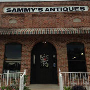 Sammy's Antiques has been open on Wilsonville's Main Street since mid-2013. (Contributed)