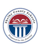Shelby County School District's new logo (contributed).