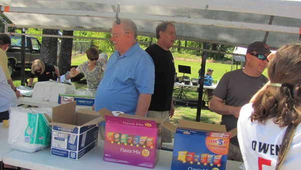 First Presbyterian Church of Alabaster held its annual Spring Fling on April 26. (Contributed)