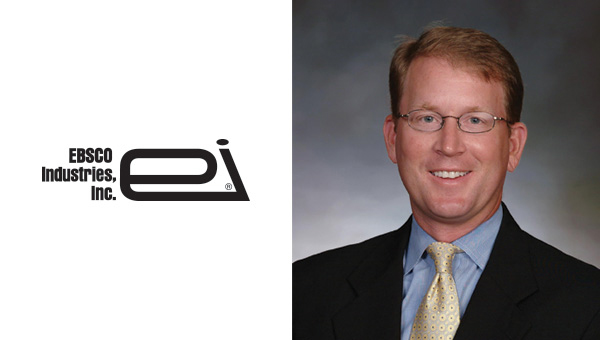 EBSCO Industries announced May 13 that Chief Financial Officer David Walker has been promoted to chief operating officer and chief financial officer effective immediately. (Contributed)