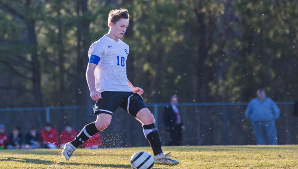 Chelsea senior Will Bevill set the school record for games started in a varsity career with 118, including a streak of 46 consecutive games from March of 2011 to February of 2013. (Contributed/Ron Potts)