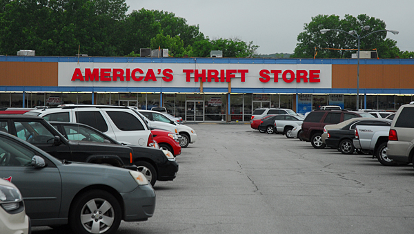 The Alabaster America's Thrift Store will hold a hiring fair in late February. (File)