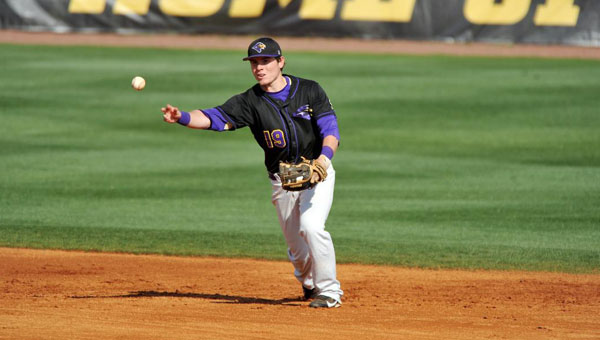 University of Montevallo standout Will Fulmer was taken by the New York Mets in the 22nd round of the draft. The second baseman hit .380 on the season with five home runs and 45 RBIs. (Contributed/University of Montevallo)