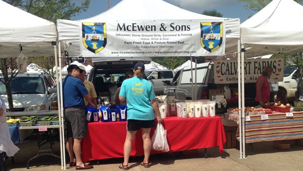 McEwen and Sons provides food and ingredients to several high-end restaurants in the area. (Contributed)