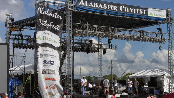 CityFest is Shelby County's largest event, and will return to Municipal Park in Alabaster this weekend. (contributed)