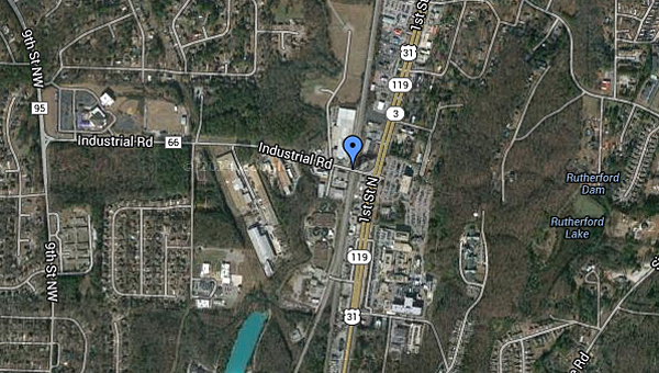 The CSX Railroad company will close its crossing on Industrial Road for a couple of days this week. (Contributed)