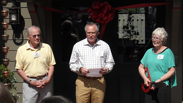 Mt Laurel opened its new library on June 21. (Contributed)