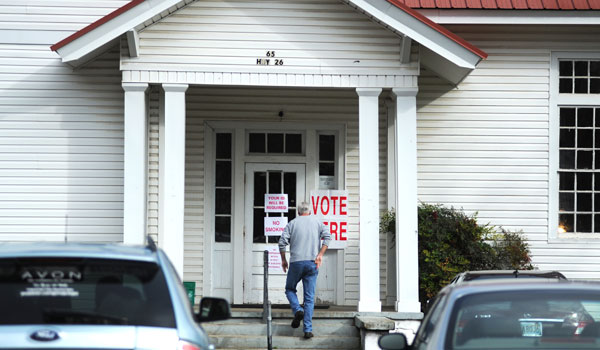 Approximately 23 percent of voters registered voters in Shelby County participated in the June 3 primary. (File)