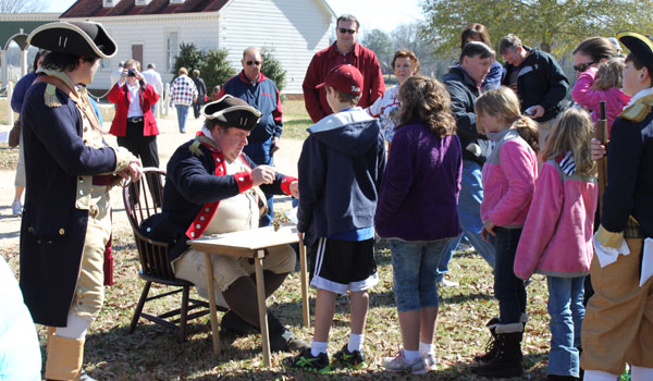 The American Village is celebrating the summer with Celebrate America and Veterans Salute Sundays. (file)