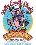 The Shelby County Shindig will be July 19 in downtown Columbiana. (Contributed)