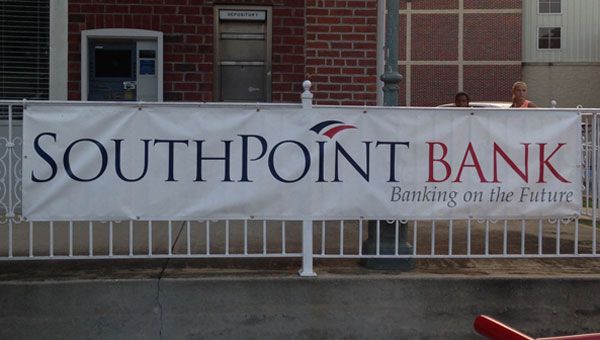 SouthPoint Bank recently opened on Main Street in downtown Wilsonville. (Contributed)