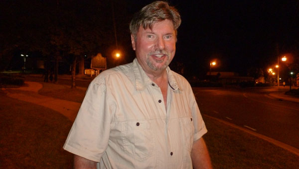 Randy Glenn, the man behind the Columbiana Farmer's Market and Trade Day. (Contributed)