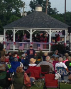 Hundreds turned out for Wilsonville's annual God and Country celebration on June 29. (Contributed)