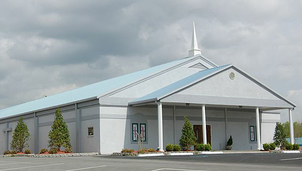 Alabaster's Amazing Grace Worship Center will host a drive-through prayer service on Friday, Aug. 8. (Contributed)