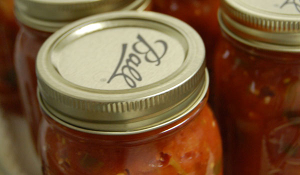 Participants will can tomato salsa and peach jam during a July 24 class, according to Angela Treadaway. (File)