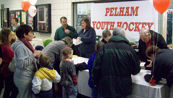The Pelham Youth Hockey League announced its registration will take place Aug. 23. (FILE)