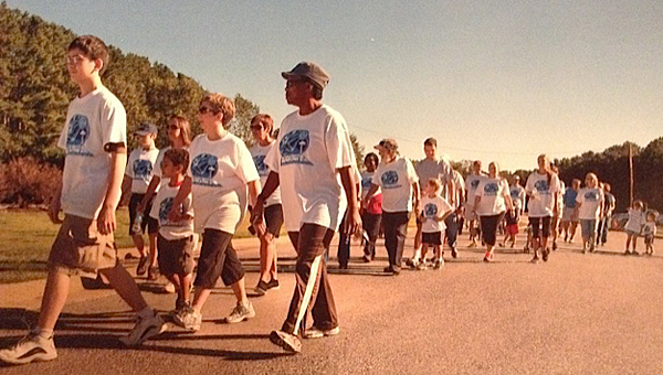 The Friends of the Poor 5K will be on Sept. 27 at Veterans Park in Hoover. (Contributed)