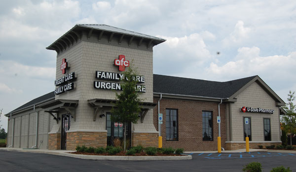 American Family Care opened a clinic in Calera on July 28. (Reporter Photo/Ginny Cooper McCarley)