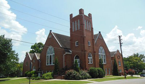 Montevallo First United Methodist Church held a series of special communion services (File)