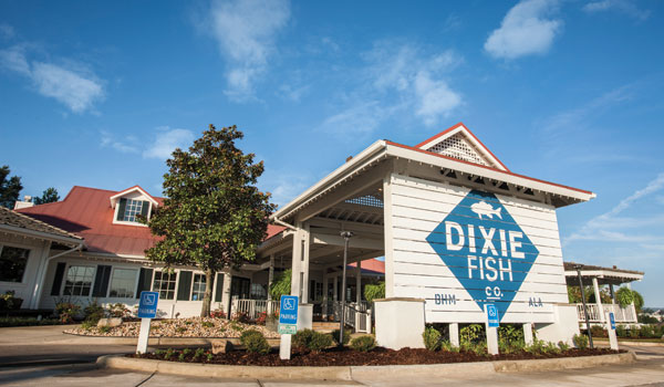 Dixie Fish Co. is just one Shelby County restaurant participating in Birmingham Restaurant Week, which runs from Aug. 15-24. (Reporter Photo/Jon Goering)