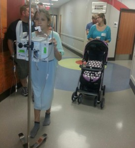Autumn Kellum is recovering from surgery after accidentally swallowing toy magnets that are popular at school.
