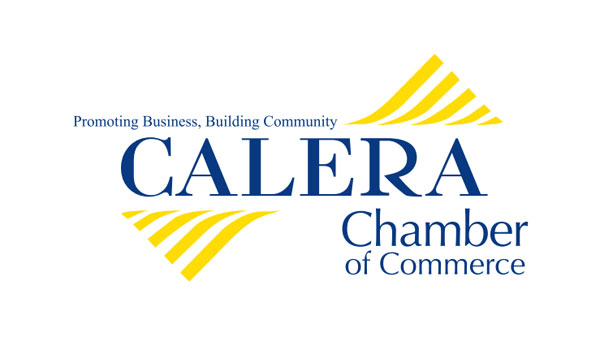 The Calera Chamber of Commerce announced two new logos on Sept. 9. (Contributed)