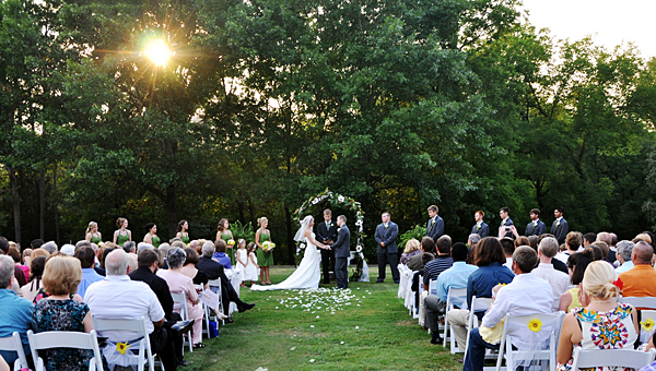Shelby County recently was named the most affordable wedding destination in Alabama by the Nerdwallet.com consumer advocacy website. (File)