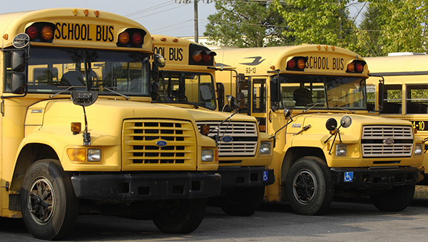 Shelby County Schools are teaming up with local law enforcement to protect students at bus stops. (File)