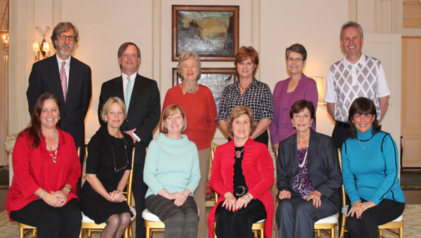 Pictured are the 2014 Lady Legacy Scholarship Foundation Board of Directors. (Contributed)