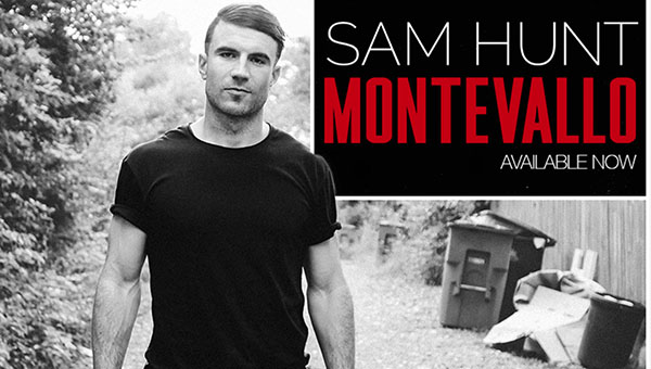 """Sam Hunt's new album """"Montevallo,"""" is based off the name of the Shelby County town that has influenced Hunt the past couple of years. (Contributed)"""