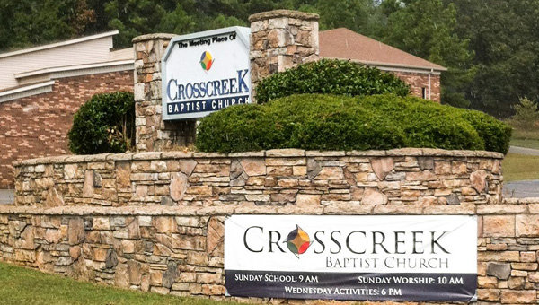 Crosscreek Baptist Church in Pelham will hold the annual Blessing of the Animals service on Oct. 12 at 3 p.m. on the church lawn. (Contributed)