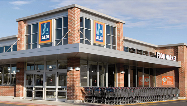 An Aldi supermarket currently is under construction at the intersection of U.S. 31 and Shelby County 11. (File)