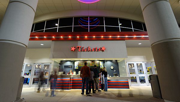 """Alabaster's Amstar theater will host a """"retro cinemas"""" program over the next few months. (File)"""