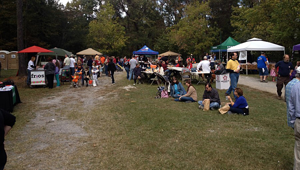 Alabaster will hold its annual Buck Creek Festival on Oct. 25. (Contributed)