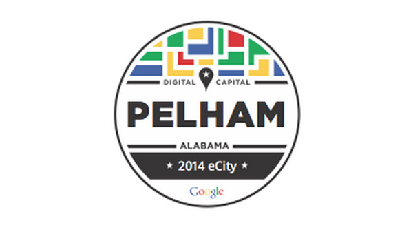 Pelham was named the 2014 eCity of Alabama by Google. (Contributed)