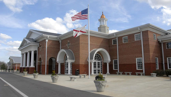 Calera High School was named the 15th best school in Alabama according to a recent U.S. News and World Report. (File)